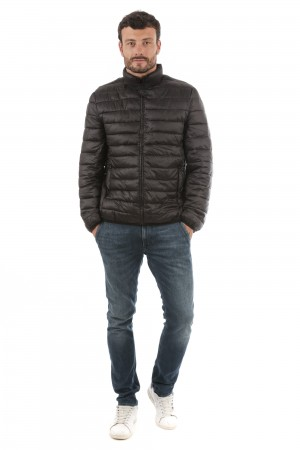 WinterFactory Doudoune Col Montant Homme